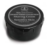 Taylor of Old Bond Street Jermyn Street Collection Shaving Cream for Sensitive Skin 5.3 oz (150g)