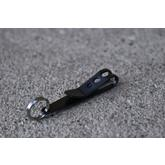 TEC Accessories Black Diamond Carbon P-7 Suspension Clip, Stainless Steel