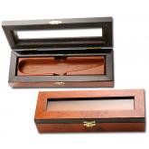 Thiers Issard Empty Deluxe Elm Burl Box for 1 Razor Handmade in France