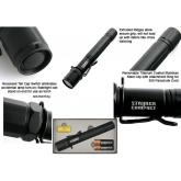 T.O.P. Compact Convertible 1 Watt LED Flashlight