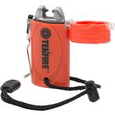UST Ultimate Survival TekFire Fuel-Free Rechargeable USB Lighter, Orange
