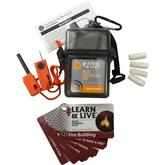 UST Ultimate Survival Learn & Live Fire Starting Kit