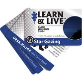 UST Ultimate Survival Learn & Live Star Gazing Cards