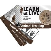 UST Ultimate Survival Learn & Live Animal Tracking Cards