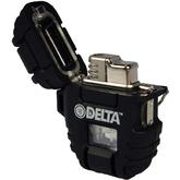 UST Ultimate Survival Delta Windmill Stormproof Lighter, Black