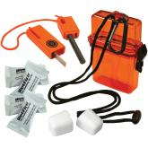 UST Ultimate Survival Fire Starter Kit 1.0, Orange
