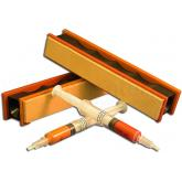 Wicked Edge WE1410 14/10 Micron Diamond Paste and Leather Strops Pack
