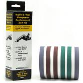 Work Sharp WSSA0002012 WSKTS Assorted Belt Kit
