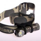 ZebraLight H502C L2 High CRI AA Flood Headlamp, LUXEON T Neutral White LED, 190 Max Lumens