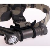ZebraLight H600 Mk III 18650 Headlamp, XHP35 Cool White LED, 1300 Max Lumens