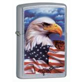 Zippo Mazzi - Freedom Watch, Street Chrome Classic