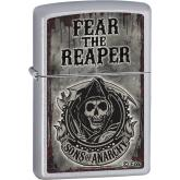 Zippo Sons of Anarchy, Satin Chrome Classic