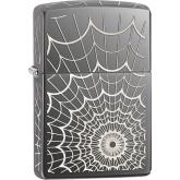 Zippo Web All Over, Black Ice Classic