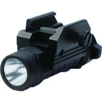 AE Light TGWL1 Weapon Light LED Flashlight, Universal Rail Mount, 200 Lumens