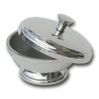 Colonel Conk Pewter Shaving Bowl