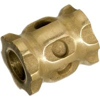 Darrel Ralph Designs Blasted Brass L1 Bead