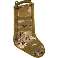 GenPro RuckUp Multicam Tactical Christmas Stocking with MOLLE Attachment