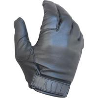 HWI KLD100 Kevlar Lined Leather Cut-Resistant Duty Glove, Black, MD