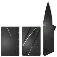 Iain Sinclair CardSharp 2 Credit Card Folding Safety Knife 2.6 inch Black Blade