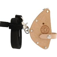 Innovation Factory Leather Sheath, Fits Trucker's Friend and Handy Rescue Tool