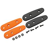 KA-BAR BK14HNDL ESEE BK24 Becker Eskabar Black and Orange Handle Scales