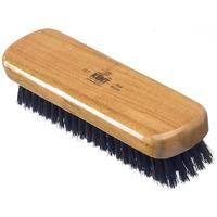 Kent Brushes CC2 Cherry Wood Pure Black Bristle Clothes Brush