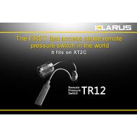 Klarus TR12RS Remote Pressure Switch for XT2C Flashlight