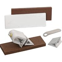 KME Sharpeners Self-Aligning Deluxe Broadhead Sharpening Kit