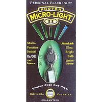 Photon Micro Light 2 Key Ring Green LED