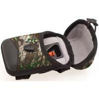 T-REIGN ProCase with Retractable Gear Tether, 36 inch Kevlar Cord, Small, Camo
