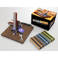Wicked Edge WE100PR1 Pro Pack I Sharpener with Base