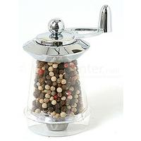 William Bounds Key Mill WB-1 Pepper Mill, Silver