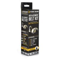 Work Sharp WSSAKO81113 WSKTS-KO Replacement Belt Kit for Ken Onion Edition, 5 Pack