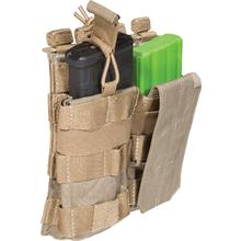 5.11 Tactical AR/G36 Double Bungee/Cover, Sandstone (56157-328)