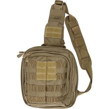5.11 Tactical Rush MOAB 6 Sling Pack, Sandstone (56963-328)
