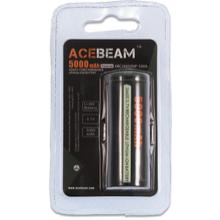 AceBeam ARC-26650 26650 Rechargeable Lithium Battery, 5000mAh