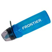 Aquamira Frontier Flow RED Series II Filtered Water Bottle