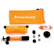 Aquamira WaterBasics Emergency Pump and Filter Kit