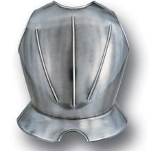 Armaduras Decorative Steel Breastplate - Plain