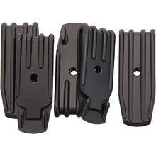 Armory Plastics One Hole Belt Clip, Set of 5