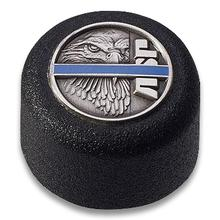 ASP Logo Cap for Friction Loc Batons, Thin Blue Line