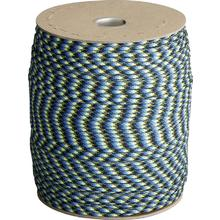 550 Paracord, Blue Snake, 1000 Foot Spool