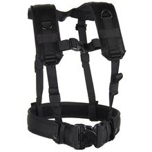 BLACKHAWK! Load Bearing Suspenders, Black