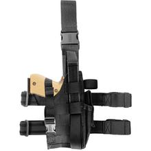 BLACKHAWK! Omega VI Elite Holster, Black, Glock 17/19/22/23/27/31/32 and Sig 226/228