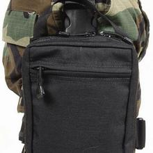 BLACKHAWK! Omega Elite Modular Drop-Leg Medical Pouch, Black