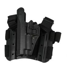 BLACKHAWK! Tactical Serpa Holster, LH, Black, Sig 220/226