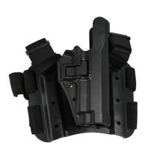 BLACKHAWK! Tactical Serpa Holster, RH, Black, Sig 220/226
