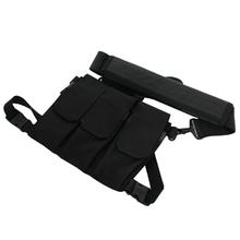 BLACKHAWK! SOS M-16 Mag Pouch, Holds 6, Black