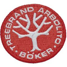 Boker Patch, Red (090006)