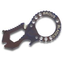 Brous Blades BMT Brous Multi-Tool, Purple